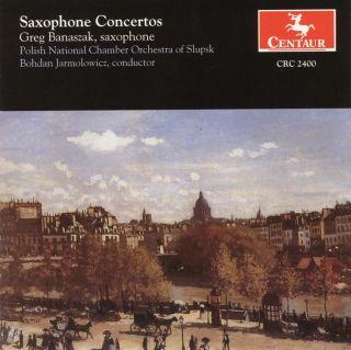 Villa-Lobos, H.: Fantasia, Op. 630 / Dubois, P.M.: Saxophone Concerto / Ibert, J.: Concertino Da Camera