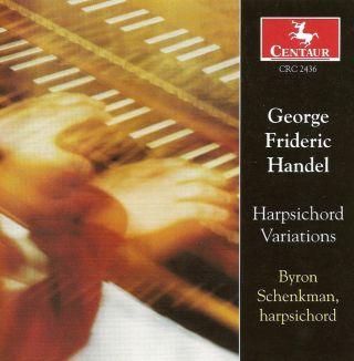 Handel, G.F.: Keyboard Suites Nos. 1, 3, 4, 5 and 7 / Chaconne, Hwv 435