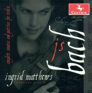 Bach, J.S.: Violin Sonatas and Partitas (Complete)
