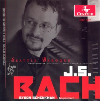 Bach, J.S.: Harpsichord Concertos - Bwv 1052, 1053, 1055, 1056