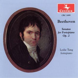 Beethoven, L. Van: Piano Sonatas Nos. 1-3