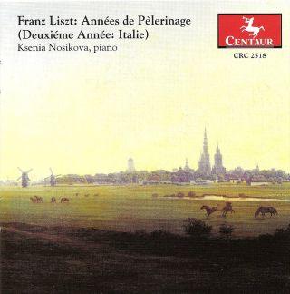 Liszt, F.: Annees De Pelerinage, 2Nd Year