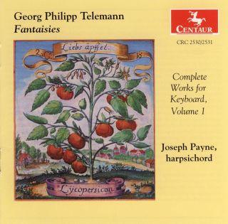 Telemann, G.P.: Fantasies
