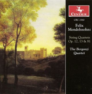 Mendelssohn, Felix: String Quartets Nos. 1 and 2 / Capriccio in E Minor / Fugue in E-Flat Major / Scherzo in A Minor