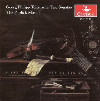 Telemann, G.P.: Chamber Music - Twv 42:D6, D9, D11, E11, F12, G15, G11 (The Publick Music)