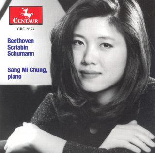 Piano Recital: Chung, Sang Mi - Beethoven, L. Van / Scriabin, A. / Liszt, F. / Schumann, R.