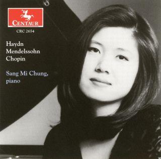 Piano Recital: Chung, Sang Mi - Haydn, F.J. / Mendelssohn, Felix / Chopin, F.