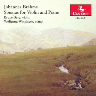 Brahms, J.: Violin Sonatas Nos. 1-3