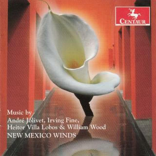 Music by Jolivet, Fine, Villa Lobos & Wood