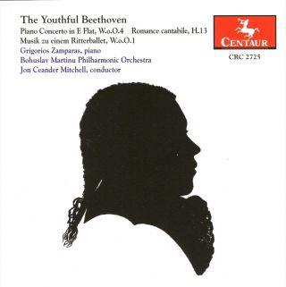 Beethoven, L. Van: Piano Concerto in E Flat Major / Romance in E Minor / Ritterballett