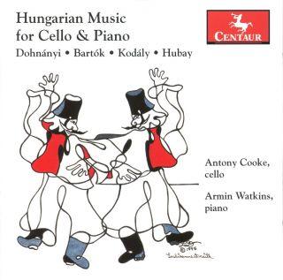 Hungarian Music for Cello & Piano