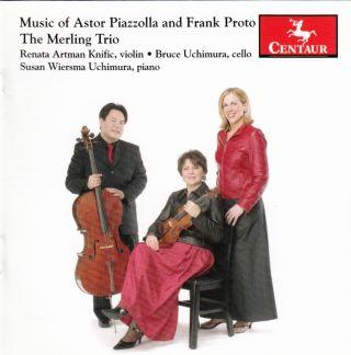 Piazzolla & Proto: Chamber Music