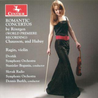 Rontgen, J.: Violin Concerto in A Minor / Hubay, J.: Violin Concerto No. 3 / Poeme