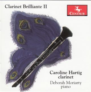 Clarinet brilliante II