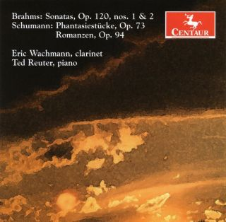 Brahms, J.: Clarinet Sonatas Nos. 1 and 2 / Fantasiestucke / 3 Romanzen