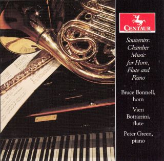 Souvenirs: Chamber Music for Flute, Horn & Piano