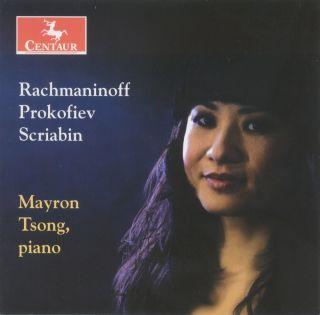 Piano Recital: Tsong, Mayron – Rachmaninov, S. / Prokofiev, S. / Scriabin, A.