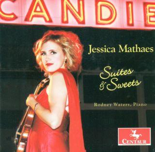 Violin Recital: Mathaes, Jessica - Cowell, H. / Stravinsky, I. / Korngold, E.W. / Falla, M. De / Ravel, M. / Massenet, J