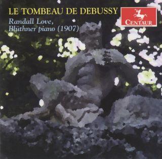 Le Tombeau de Debussy - Randall Love, Blüthner piano (1907)
