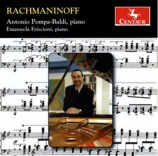 Rachmaninov: Sonata No. 2 - Corelli Variations