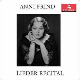 Anni Frind: Lieder Recital