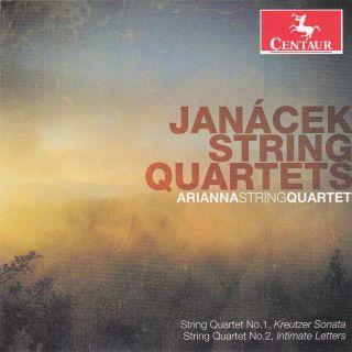 Janacek: String Quartets Nos. 1-2