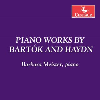 Piano Works by Bartok and Haydn