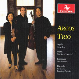 Latin American Piano Trios