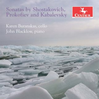 Shostakovich, Prokofiev & Kabalevsky: Cello Sonatas