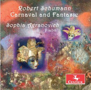 Schumann: Carnaval, Op. 9 & Fantasie in C Major, Op. 17