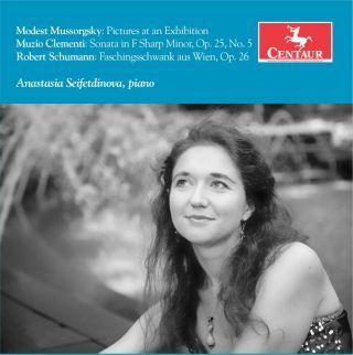 Mussorgsky, Clementi & Schumann: Piano Works
