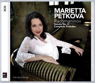 Sonata No. 2 / Complete 24 Preludes