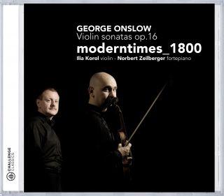 Violin Sonatas op. 16