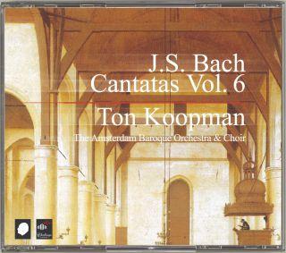 Complete Bach Cantatas Vol. 6
