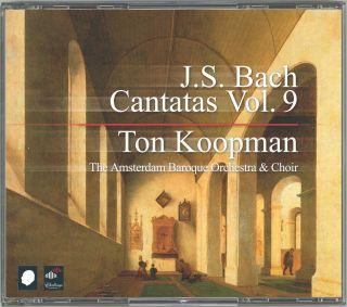 Complete Bach Cantatas Vol. 9