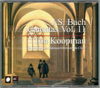 Complete Bach Cantatas Vol. 11