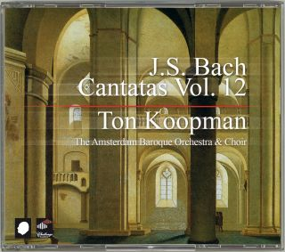 Complete Bach Cantatas Vol. 12