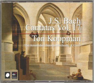 Complete Bach Cantatas Vol. 17