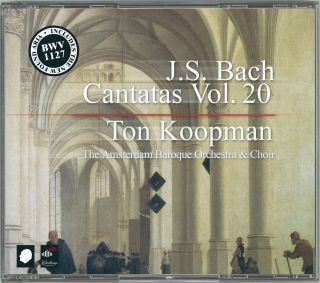 Complete Bach Cantatas Vol. 20