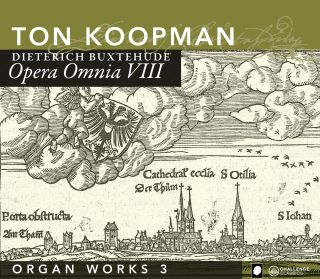 Opera Omnia VIII, Organ Works III