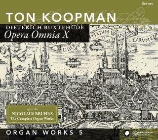 Opera Omnia X - Organ Works 5