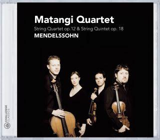 Quartet Op.12 & Quintet Op.18