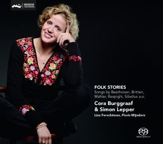 Folk Stories - Songs by Beethoven, Britten, Mahler, Respighi, Sibelius a.o.