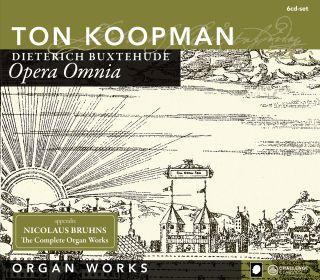 Opera Omnia - Organ Works