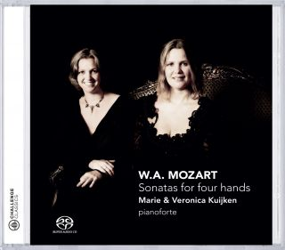 Sonatas for four hands
