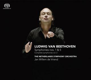 Symphonies nos. 1 & 5 (Complete symphonies vol.2)