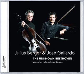 The unkown Beethoven - Works for violoncello & piano