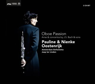 Oboe passion - Arias & concertos by J.S. Bach & sons