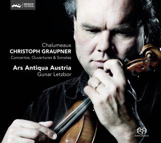 Chalumeaux - Concertos, ouvertures & sonatas