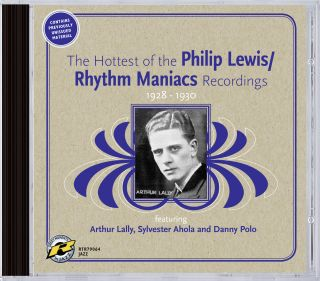 The Hottest of the Philip Lewis/Rhythm Maniacs Recordings